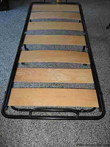 Brandina letto robusta modello maciste con doghe larghe - Brandina letto ...