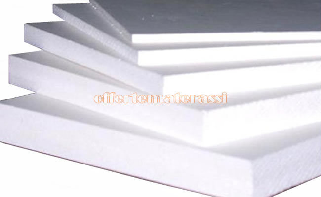 Materassi Di Gommapiuma.Foglio Di Gommapiuma 100x200 Cm Altezza Da 2 A 5 Cm Offertematerassi