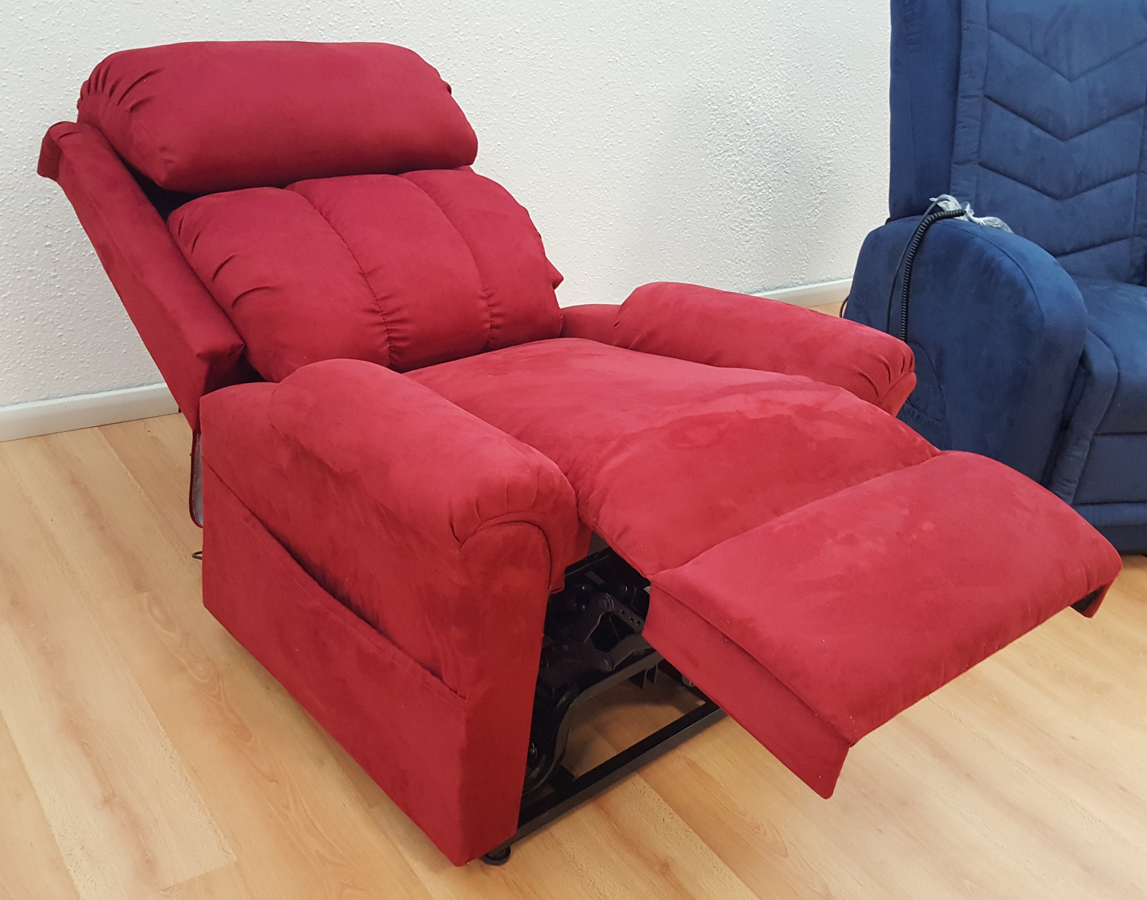 Poltrona Relax massaggiante e con 1 motore modello TANGO