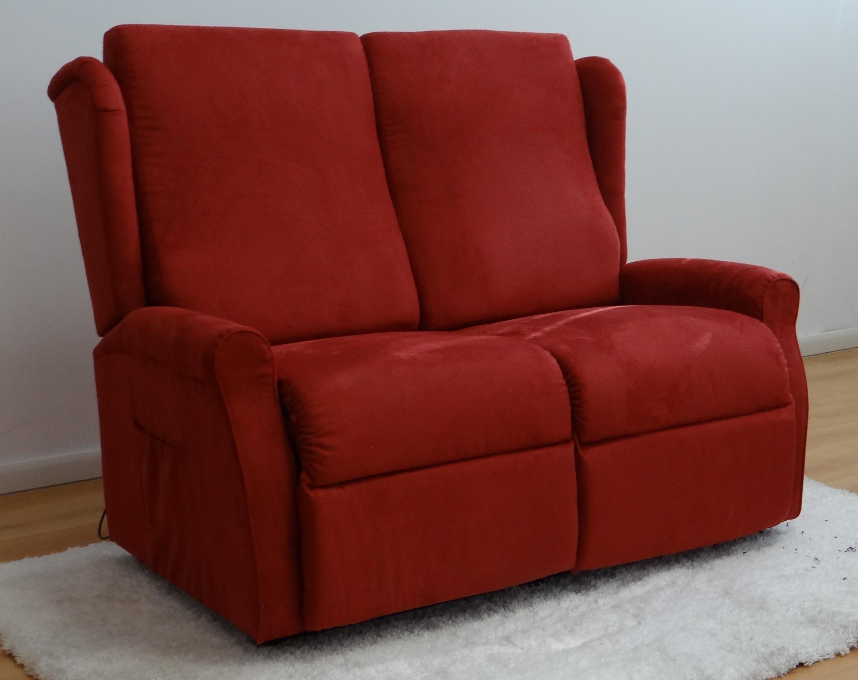 Divano Reclinabile Due Posti : Ombretta divano posti con una seduta lift alzapersona e