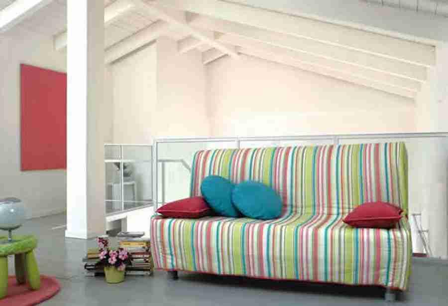 Offerta divano letto modello CUCCIOLO disponibile in varie misure