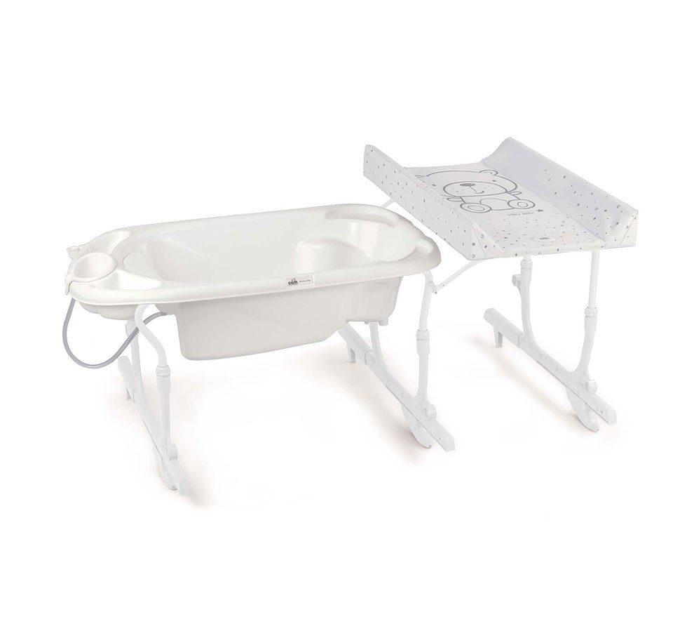 Bagnetto Vasca Da Bagno Idro Baby Estraibile Cam