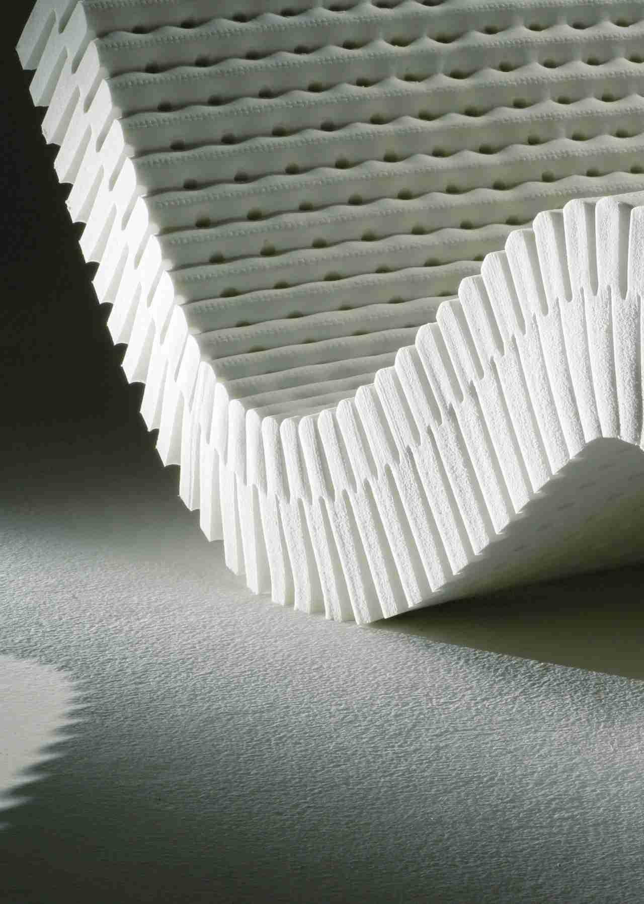 Lattice francese Sapsa Bedding materasso Physial (ex Pirelli)