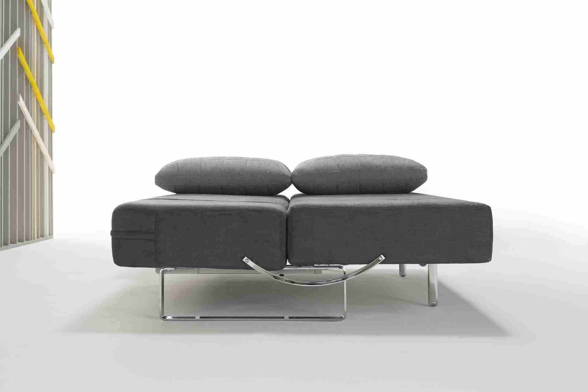Divano click clack alta qualità e design made in italy NIKITA di Dienne