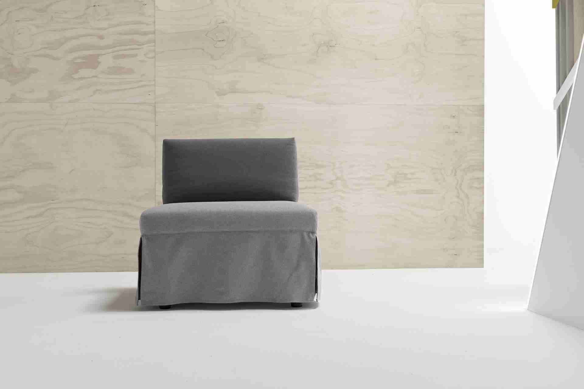 Letto Con Schienale Morbido : Pouff letto con schienale poltroncina alta qualità opla di dienne