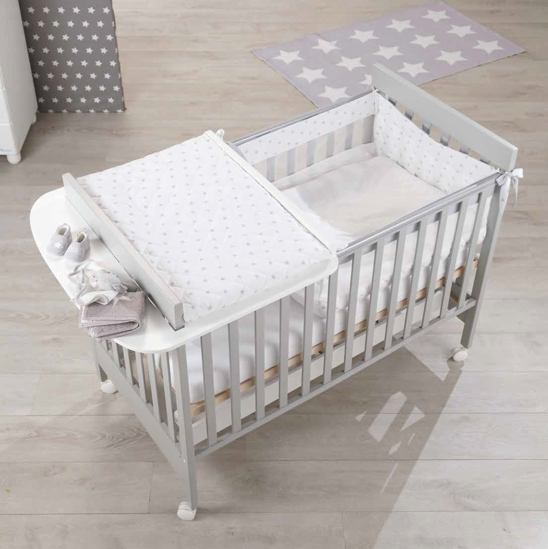 Lettino Azzurra Design HOMY BABY SPACE